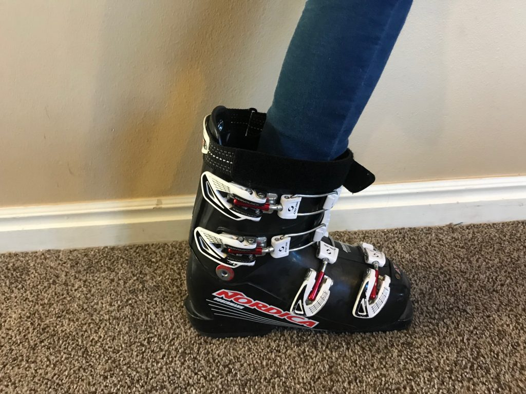 what size ski boot do kids need?