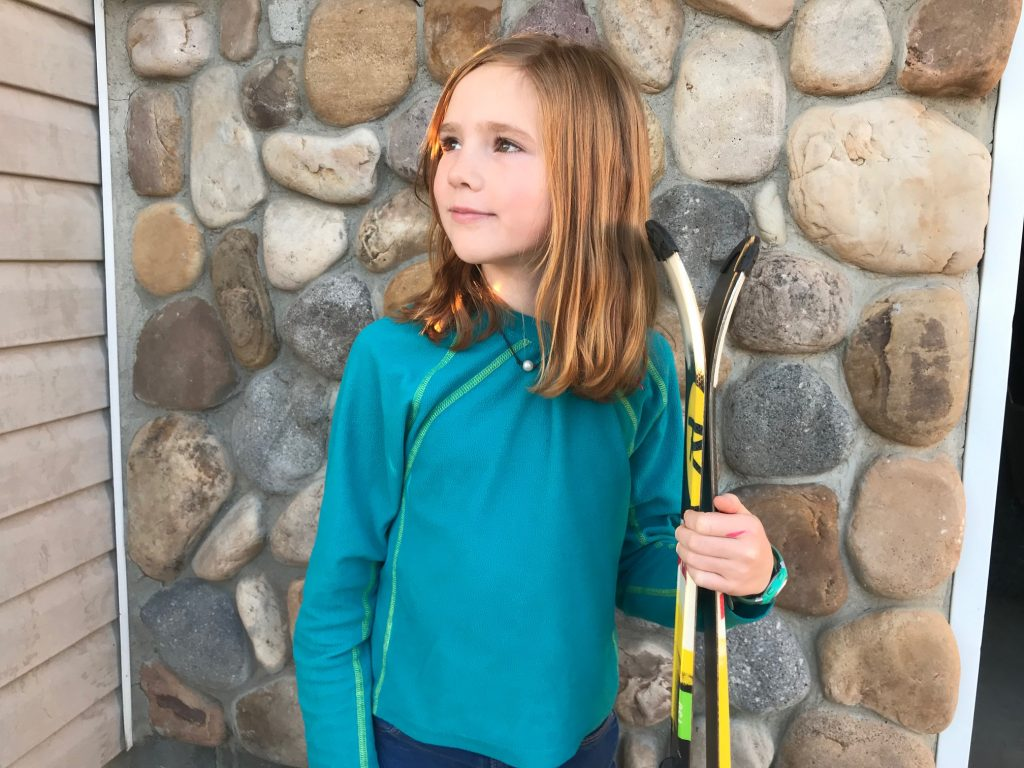 what size skis should kids use?