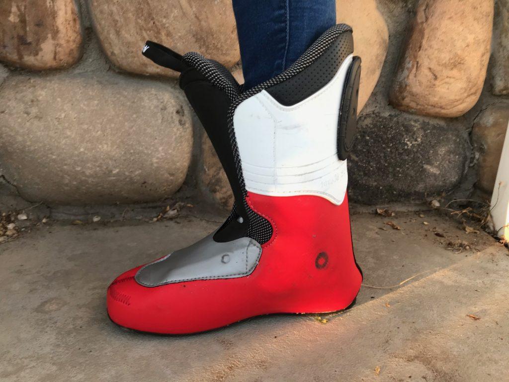 ski boot sizing for kids