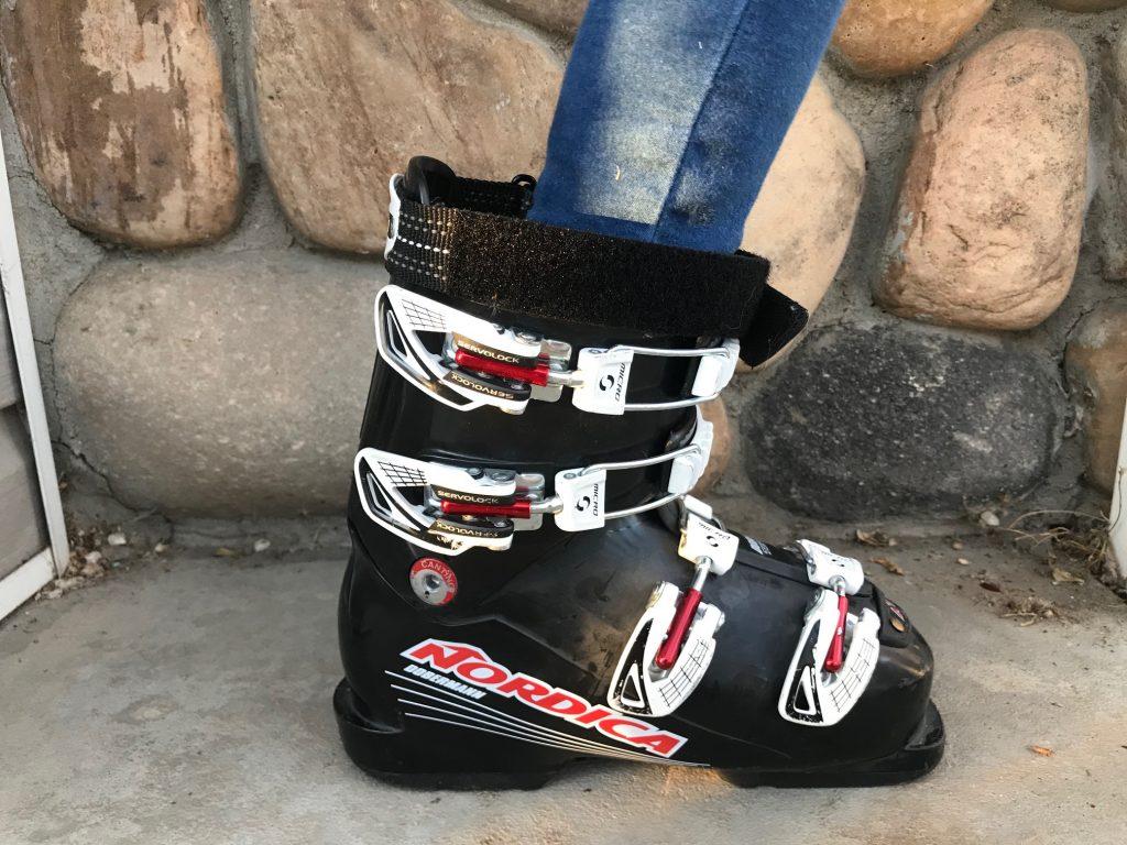 kids ski boot sizes