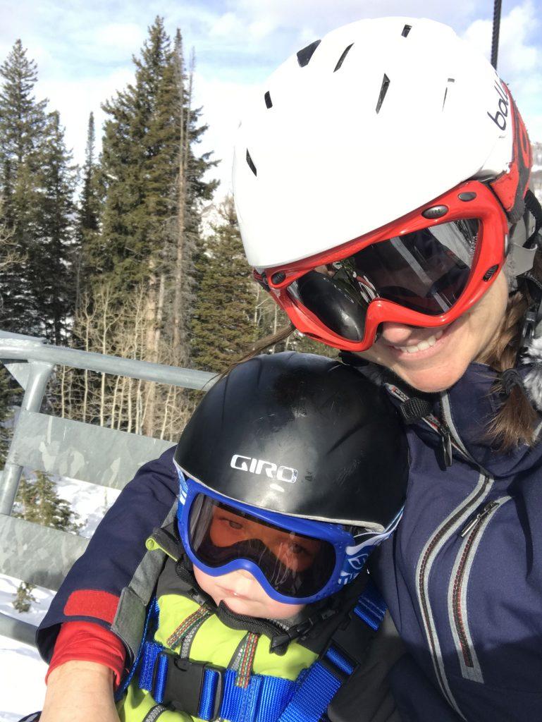 toddler ski helmet