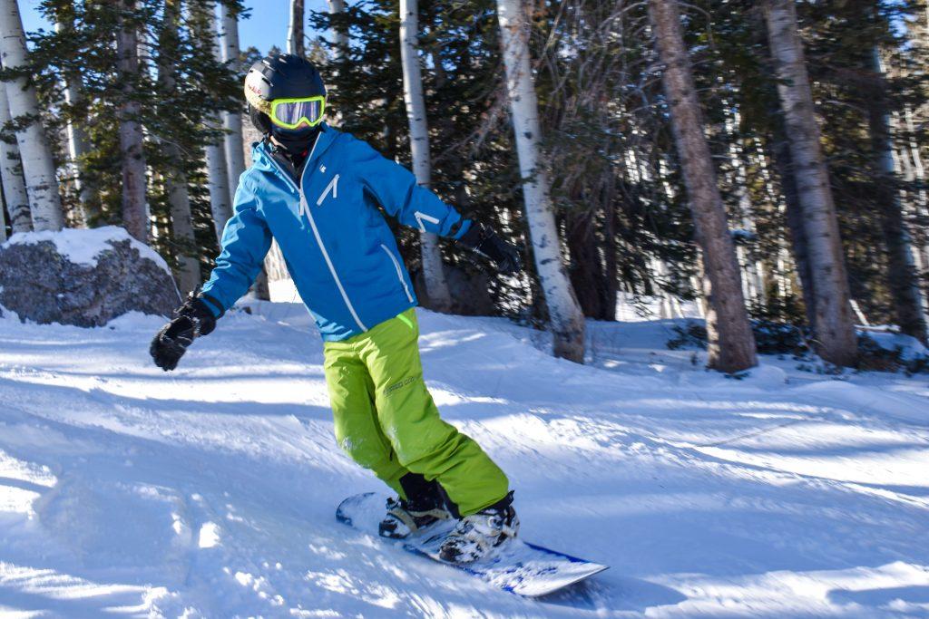 kids snowboard coat