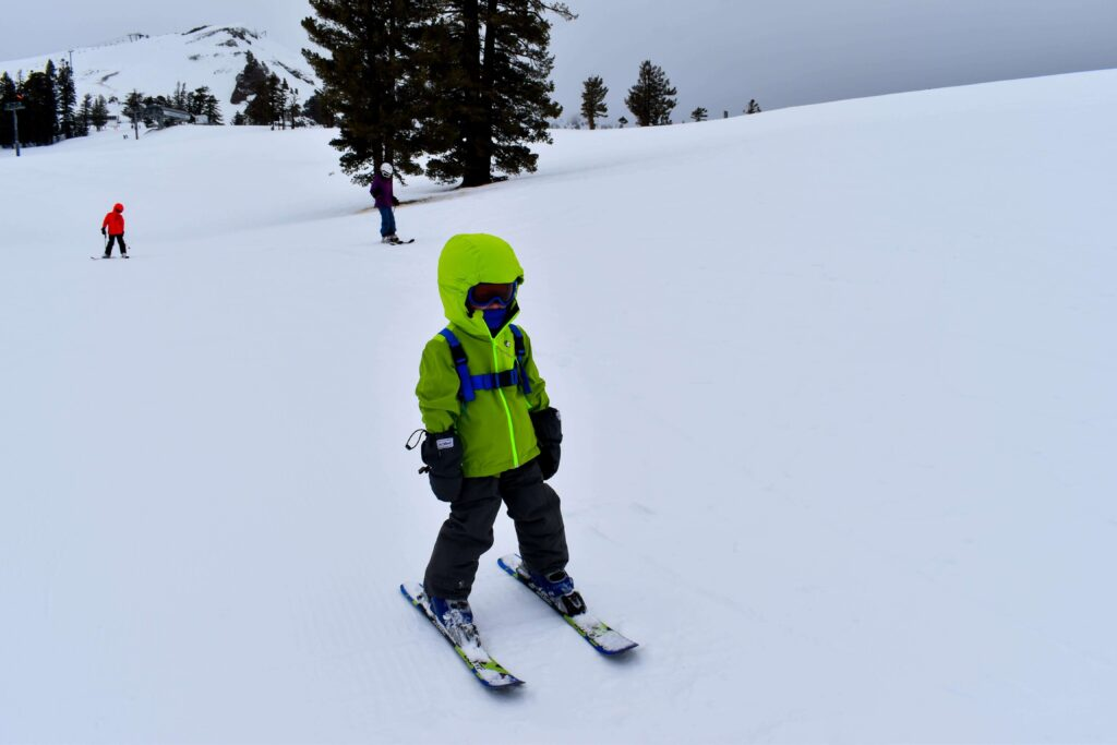 kids ski hood