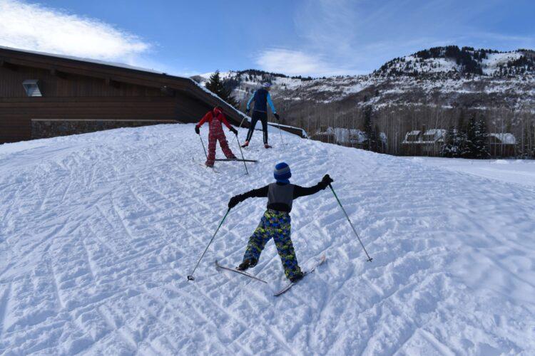 cross country ski games