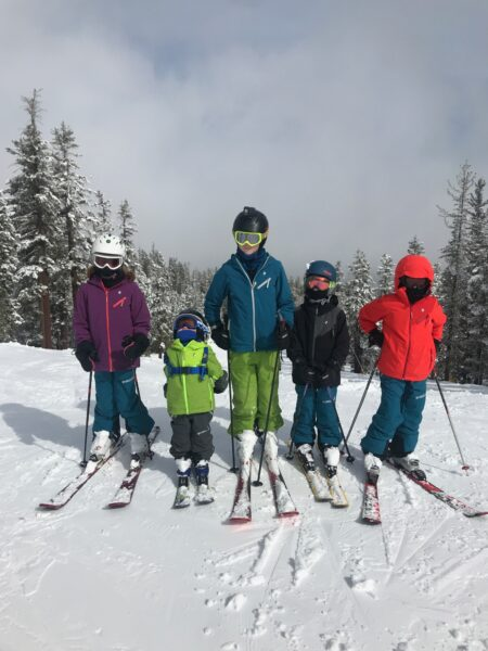 shred dog outerwear for kids