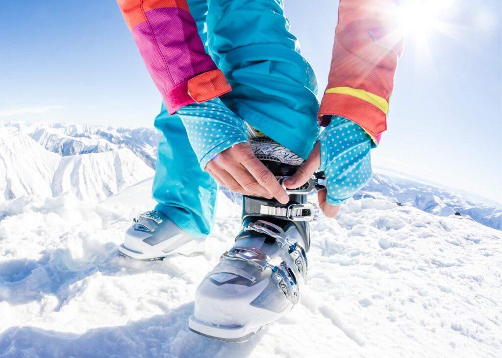 best kids ski boots