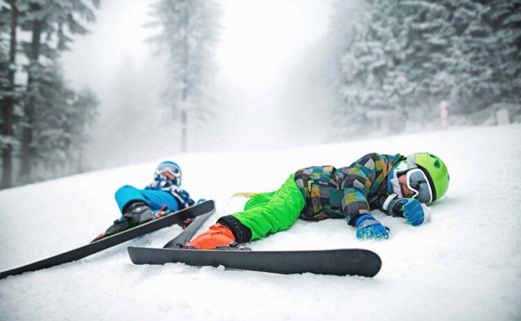 ski safety for kids