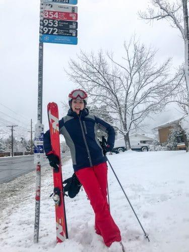 ski bus photos