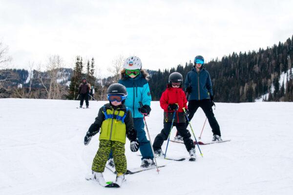 kids ski coats