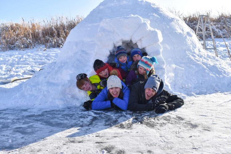family igloo