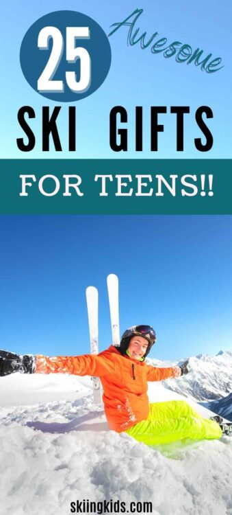 Best ski gifts for teens