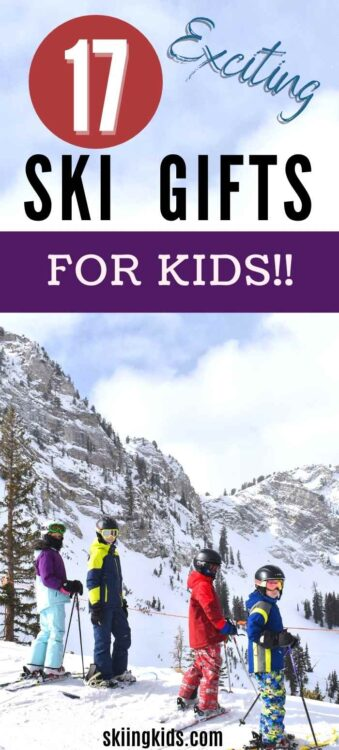 Best Ski Gifts For Kids
